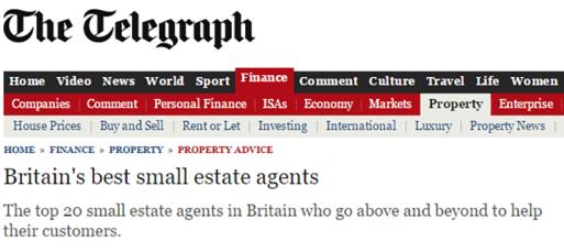 Britain s best small estate agents   Telegraph 800 pixels W.png